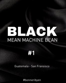 Black coffee mean machin bean kaffe til kaffemaskin